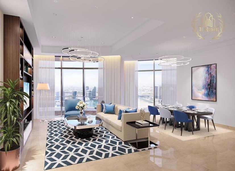 LUXURY APARTMENT l ATTRACTIVE PAYMENT PLAN I DOWNTOWN DUBAI