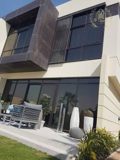4 Bedroom Villa for Sale in DAMAC Hills (Akoya by DAMAC), Dubai - Off plan Q3 2022 fully equipped community