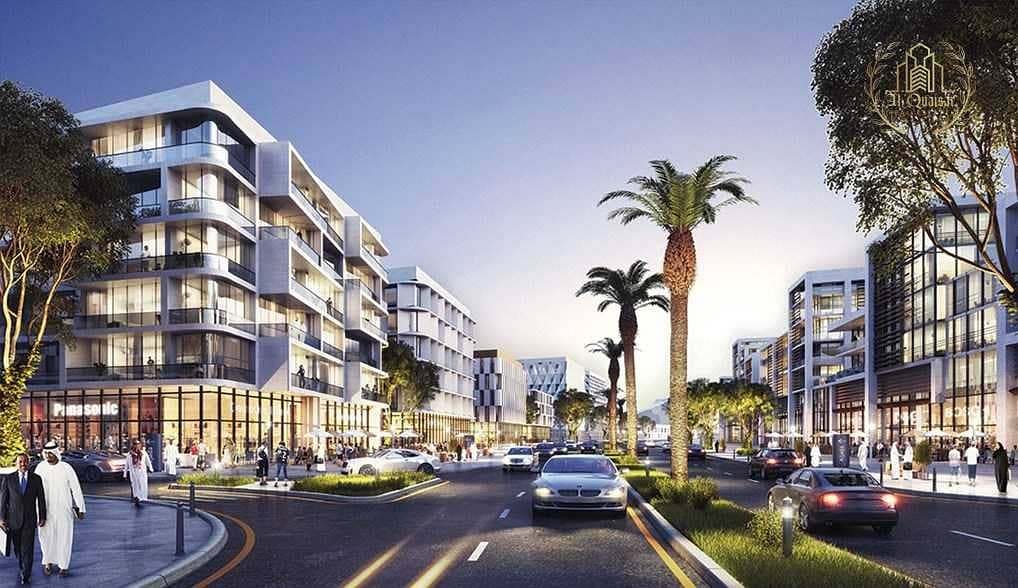 10 pay only 1900 AED  by month until hand over . .