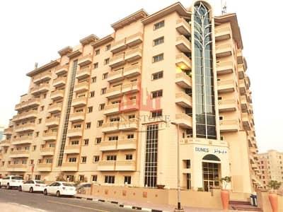 شقة 2 غرفة نوم للايجار في واحة دبي للسيليكون، دبي - 2 B/R Duplex Apt. in Dunes For Only 53K/Year