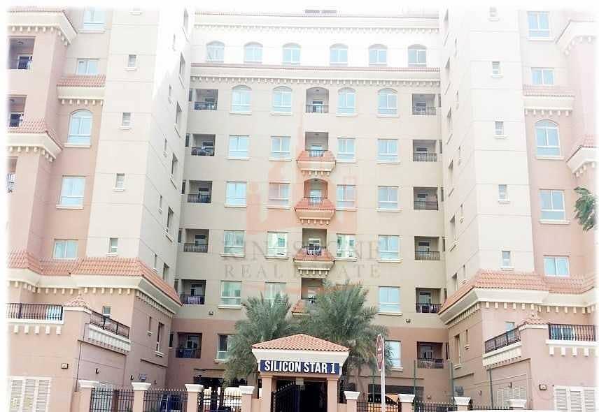 شقة في سلیکون ستار واحة دبي للسيليكون 3 غرف 1200000 درهم - 3327785