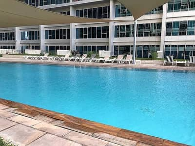 1 Bedroom Apartment for Sale in Dubai Residence Complex, Dubai - With Balcony I 1Bhk 350k in Sky court Tower With Car Parking & Shared Pool & Gym