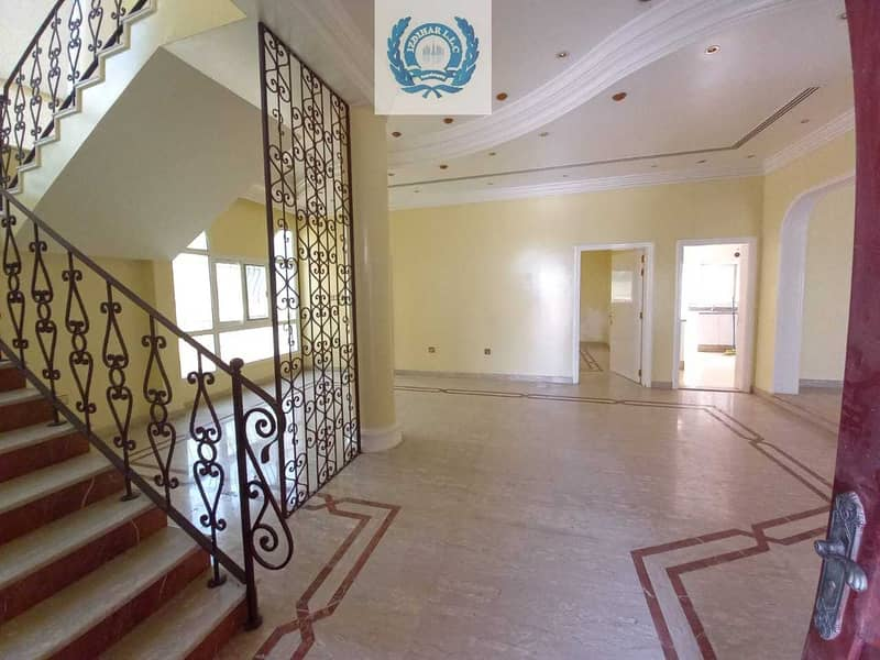 20 MAGNIFICENT  NEW 4BHK Duplex Villa with Garden   available in SHARQAN. only in 90k