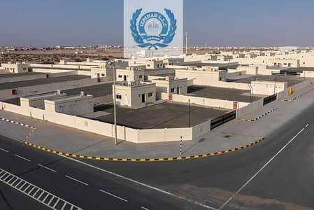 ارض صناعية  للايجار في مدينة الإمارات الصناعية، الشارقة - Ready Yard With Size 11