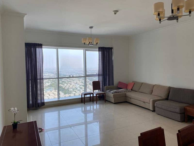 FOR RENT!! Well Maintained 1BHK in SABA3 @52k only