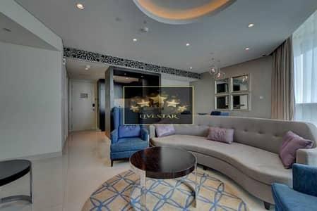 شقة 2 غرفة نوم للايجار في وسط مدينة دبي، دبي - Fully-Furnished 2BR   Amazing View   Spacious