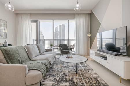 شقة 2 غرفة نوم للايجار في ذا لاجونز، دبي - شقة في هاربور فيوز 2 هاربور فيوز مرسى خور دبي ذا لاجونز 2 غرف 10500 درهم - 5225560