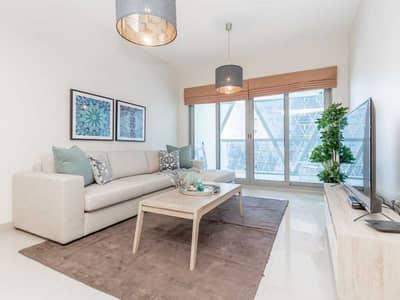 فلیٹ 1 غرفة نوم للايجار في مركز دبي المالي العالمي، دبي - شقة في برج بارك تاور A بارك تاورز مركز دبي المالي العالمي 1 غرف 10000 درهم - 4006459
