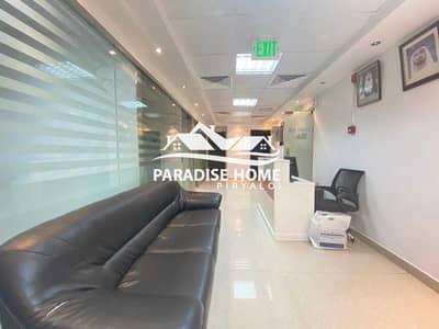 مکتب  للايجار في شارع الشيخ خليفة بن زايد، أبوظبي - No Commission!! Virtual Offices For Rent!