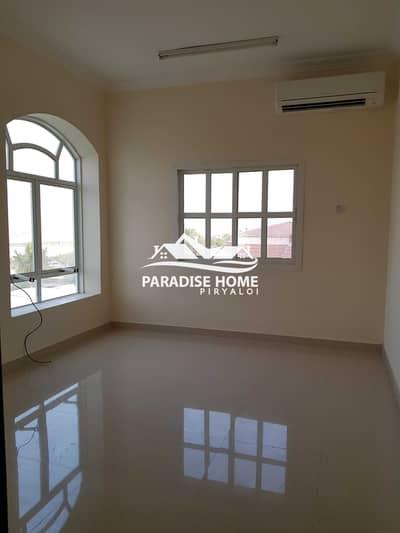 1 Bedroom Flat for Rent in Al Sader, Abu Dhabi - Open View 1 Bedroom Hall Near Al Rahba