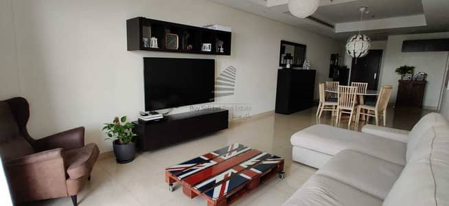 3 Bedroom Apartment for Sale in Dubailand, Dubai - UNFURNISHED SPACIOUS & BRIGHT 3 BEDROOM + MAIDROOM IN HERCULES TOWER LIVING LEGEND/ ATTRACTIVE PRICE