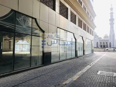 معرض تجاري  للايجار في المجاز، الشارقة - SHOPS AVAILABLE FOR RENT IN AL GHANEM BUSINESS CENTRE WITH 1 MONTH FREE