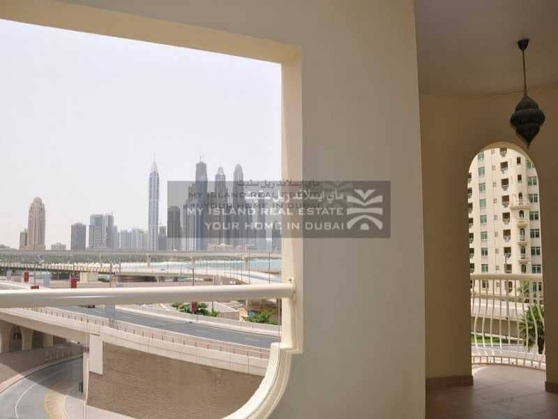 2 Available 1st Oct. - Unfurnished 3 Bed Type C  Apt.