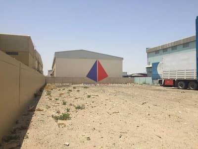 ارض تجارية  للبيع في ند الحمر، دبي - READY FREE HOLD PLOT FOR SALE BEST FOR COLD STORAGE