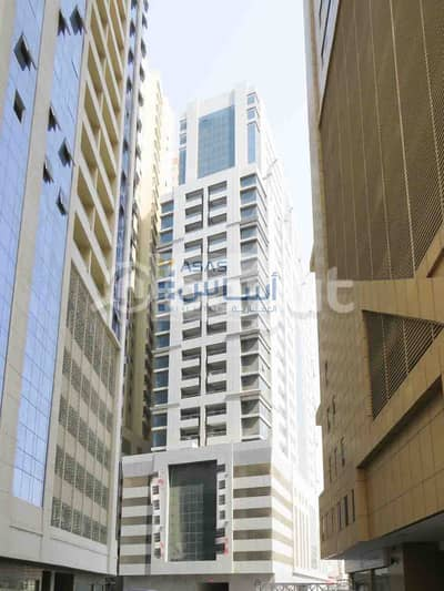 2 Bedroom Flat for Rent in Al Nahda, Sharjah - EXCLUSIVE OFFER 1 MONTH FREE FOR 2 BEDROOM APARTMENTS  IN  ORCHID TOWER