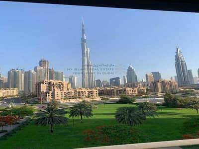 2 Bedroom Apartment for Rent in Downtown Dubai, Dubai - Massive Layout | Huge Balcony| Burj Khalifa View