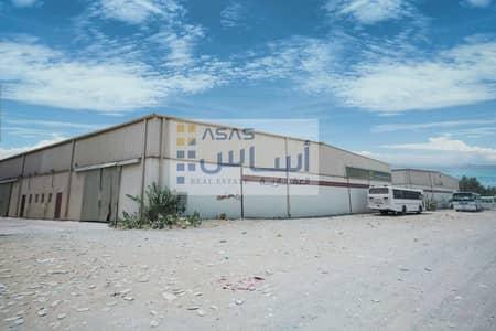 مستودع  للايجار في السجع، الشارقة - EXCLUSIVE OFFER  1 MONTH FREE  FOR WAREHOUSES IN ALSAJAA