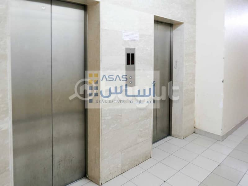 22 exclusive offer 1 month free for 3 Bed Room Apartments in MAJAAZ 1 Building