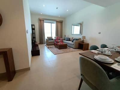 فلیٹ 2 غرفة نوم للايجار في مركز دبي التجاري العالمي، دبي - Brand New  Furnished 2 Beds  Huge Layout
