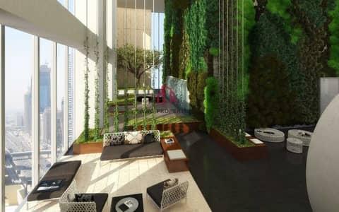 بنتهاوس 3 غرف نوم للايجار في شارع الشيخ زايد، دبي - 3 Bed Duplex | Burj Khalifa View | Balcony| Kitchen Equipped
