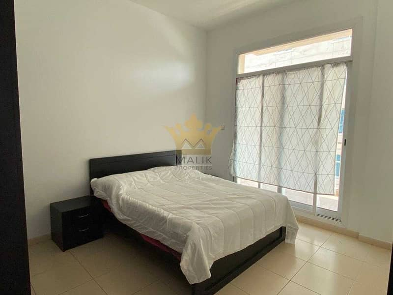 One Bed With Large Balcony Ready To Move