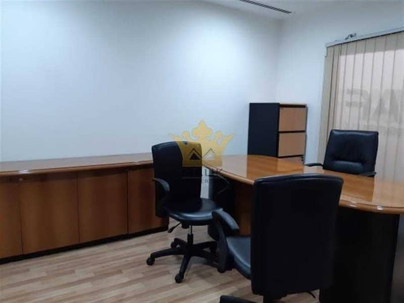 2 Fitted Furnished Office For Rent Chiller Free