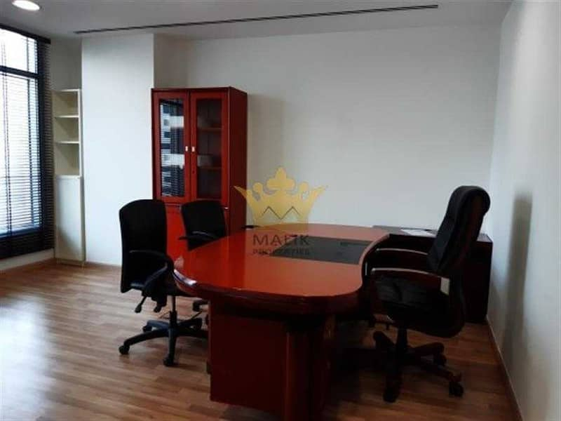 17 Fitted Furnished Office For Rent Chiller Free