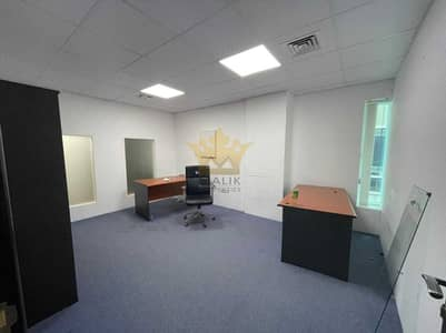 مکتب  للايجار في برشا هايتس (تيكوم)، دبي - Fully  Fitted Office | With Partitions | Chiller Free