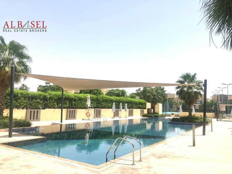 11 3 BR Villa+ Maid  | In Al Barsha | Available for Sale!