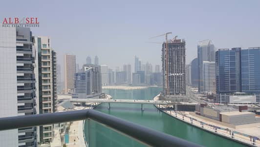 1 Bedroom Apartment for Sale in Business Bay, Dubai - By The Canal