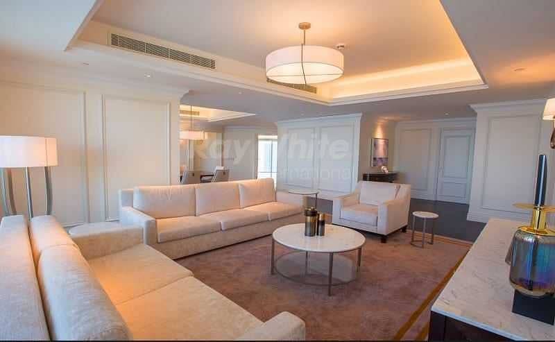 2 Luxury Furnished I Maid's Rm I Burj Khalifa  View
