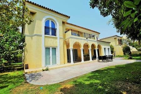 فیلا 5 غرف نوم للبيع في جرين كوميونيتي، دبي - Fully Upgraded I Near to Pool I Vacant On Transfer