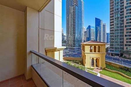 شقة 1 غرفة نوم للبيع في جميرا بيتش ريزيدنس، دبي - Spacious Layout | Marina View I Ready to Move In