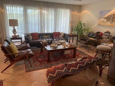 تاون هاوس 4 غرف نوم للبيع في موتور سيتي، دبي - Rare Corner Unit I Huge Plot I Next to Pool & Park
