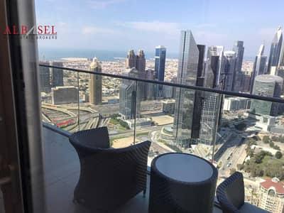 بنتهاوس 3 غرف نوم للبيع في وسط مدينة دبي، دبي - Amazing View  3BR Penthouse  Available for Sale!