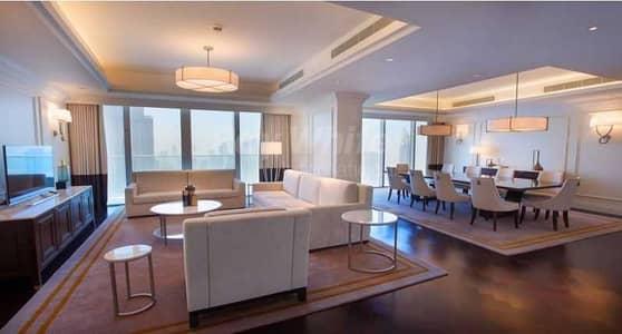 بنتهاوس 4 غرف نوم للبيع في وسط مدينة دبي، دبي - Luxury Penthouse I Maid's Rm I Burj & Fountain View