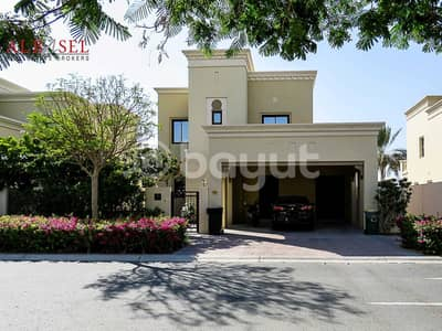 فیلا 4 غرف نوم للايجار في المرابع العربية 2، دبي - Exclusive | Upgraded | Spacious 4Bed+Maid