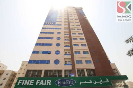 2 Bedroom Flat for Rent in Bu Tina, Sharjah - Spacious 2 BHK ( Centralized AC ) Available in Butina Area Sharjah