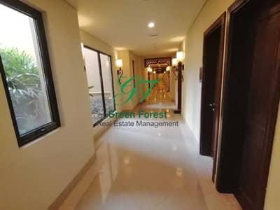 شقة 1 غرفة نوم للايجار في جزيرة السعديات، أبوظبي - huge One bedroom Apartment along huge Balcony and beautiful view