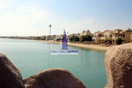 4 Bedroom Townhouse for Sale in Palm Jumeirah, Dubai - Canal Cove | 4br + Maid | Pool View