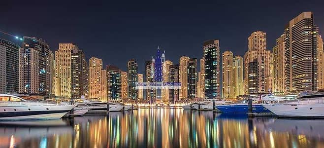 ارض سكنية  للبيع في دبي مارينا، دبي - Dubai Marina Plot  Residential Permission   G2+15