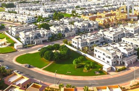 تاون هاوس 3 غرف نوم للبيع في دبي لاند، دبي - فيلا فسيحة على الزاوية 3 غرف نوم مع خادمة جاهزة