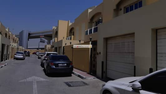 فیلا 3 غرف نوم للايجار في الراشدية، دبي - LARGE GARDEN 3BR+M VILLA FOR  90K /12 CHQ/ 1 MONTH FREE