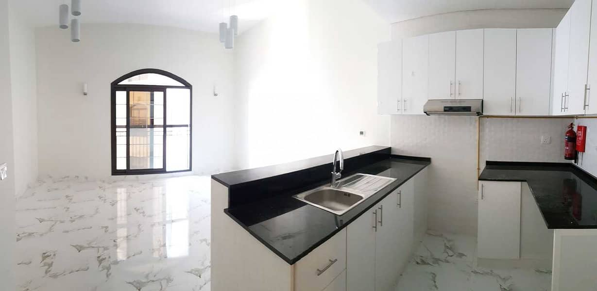 2 Chiller Free|2 Month Free| 1 BR on Rent in New Building