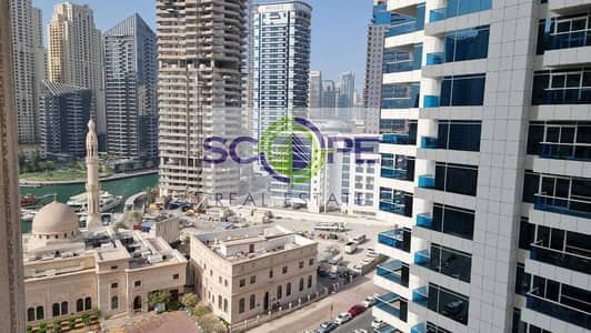 1 Bedroom Apartment for Sale in Dubai Marina, Dubai - Distress Deal One Bed Marina View Chiller Free