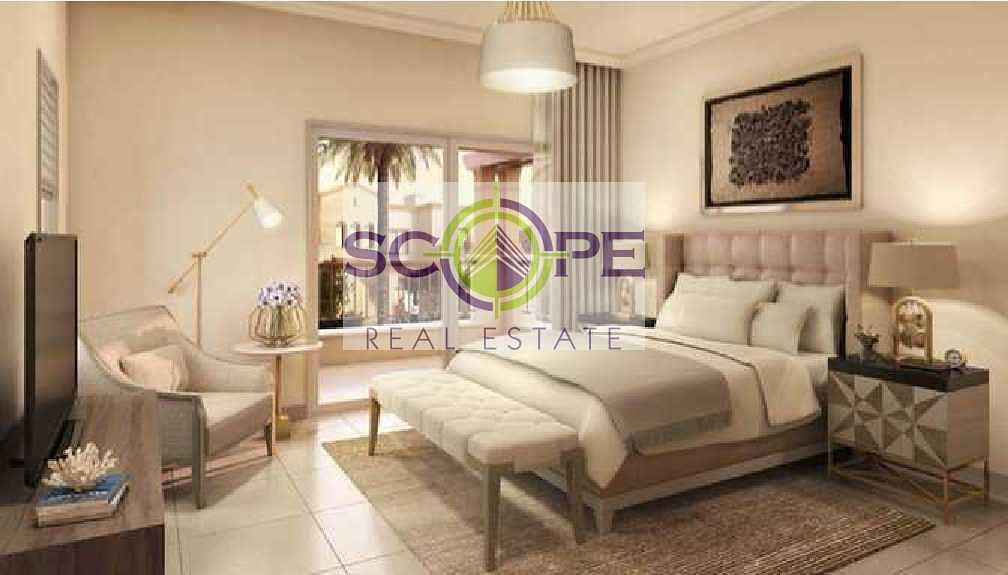 2 Type 4 Huge Layout | Single Row | Near  to Pool and Park