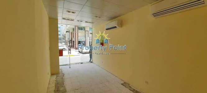 Shop for Rent in Al Muroor, Abu Dhabi - 28 SQM Shop for RENT   Ideal Location for Business   Muroor Road