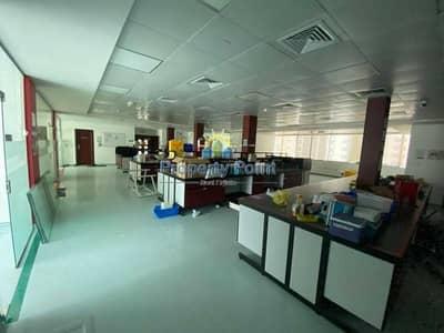 مبنی تجاري  للايجار في شارع المطار، أبوظبي - Full Commercial Building for RENT   12 Floors + Ground and Mezzanine Floor   Airport Road