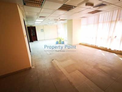 مکتب  للايجار في شارع الفلاح، أبوظبي - 68 SQM Office Space for RENT | Best Price | Spacious Layout | Al Falah Street
