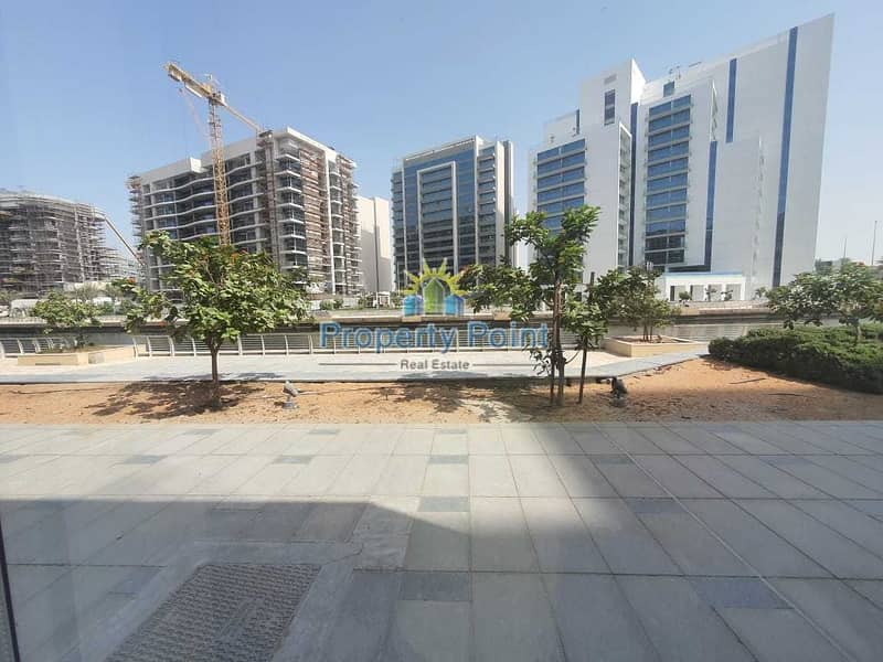 10 195 SQM Showroom for RENT | Spacious Layout | Prime Location in Al Raha Beach